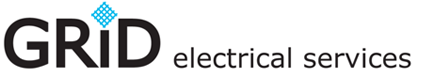 Grid Electrical Logo